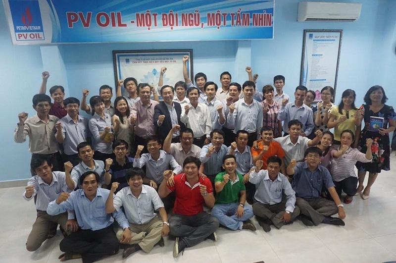 Đào Tạo Kỹ Năng Giao Tiếp Cho Công ty PVI OIL Phú Yên