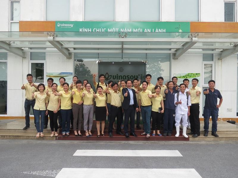Đào Tạo InHouse Công ty Sữa Đậu Nành Vinasoy