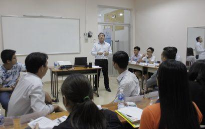 """Đào tạo """"Kỹ năng giao tiếp và thuyết trình thuyết phục"""" học viên TP.HCM ngày 11-07-2016"""