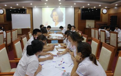 Đào Tạo Bệnh Viện 108 lần 9: Kỹ năng giao tiếp và xử lý tình huống cho Điều Dưỡng