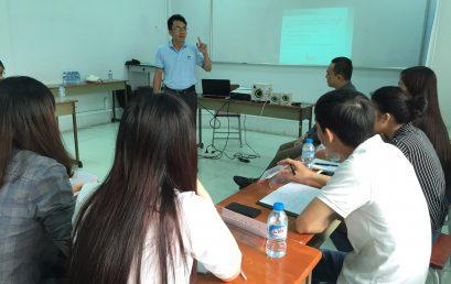 Đào tạo Public: Kỹ năng giao tiếp và thuyết trình tại Hồ Chí Minh ngày 10/12/2016