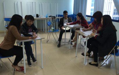 """Đào Tạo Public Hà Nội: """"Kỹ năng bán hàng và Chăm sóc khách hàng"""" Khóa 25-03-2017"""