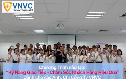 Chương trình đào tạo cho Công Ty Cổ Phần Vacxin Việt Nam – Hà Nội – Lần 3