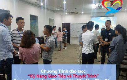 """""""Kỹ Năng Giao Tiếp và Thuyết Trình Thuyết Phục"""" tại Hà Nội"""