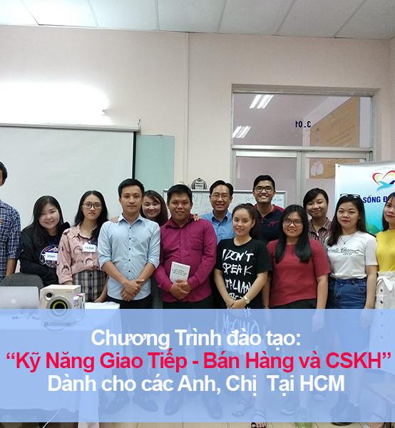 """Đào tạo public: """"Kỹ Năng Bán Hàng và Chăm Sóc Khách Hàng Chuyên Nghiệp"""" tại Hồ Chí Minh tháng 9"""