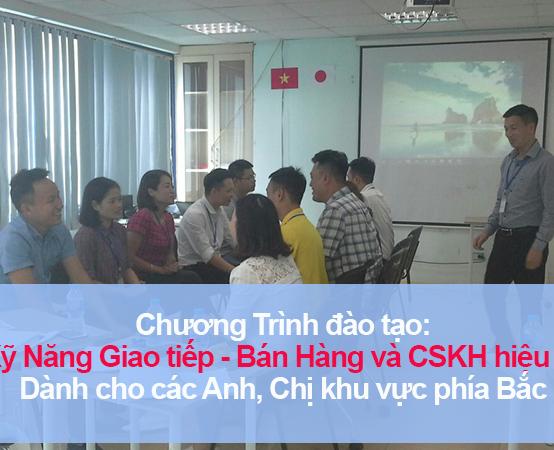 """Đào tạo public: """"Kỹ Năng Bán Hàng và Chăm Sóc Khách Hàng Chuyên Nghiệp"""" tại Hà Nội tháng 9"""