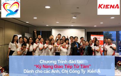 Chương trình đào tạo Kỹ năng Cho Công Ty Cổ Phần Kiến Á