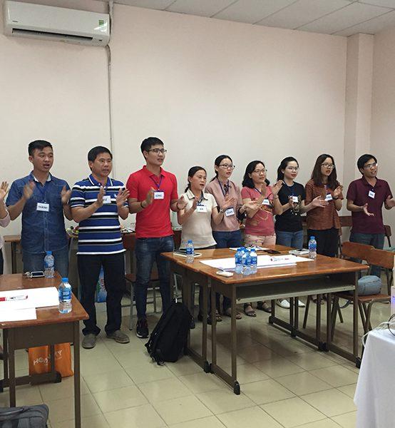 """Đào tạo public: """"Kỹ Năng Giao Tiếp và Thuyết Trình Thuyết Phục"""" tại Hồ Chí Minh tháng 1-2019"""