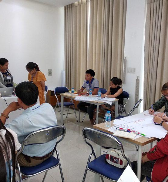 """Đào tạo Kỹ Năng Giao Tiếp – Bán Hàng và Chăm Sóc Khách Hàng Hiệu Quả"""" tại Hồ Chí Minh"""
