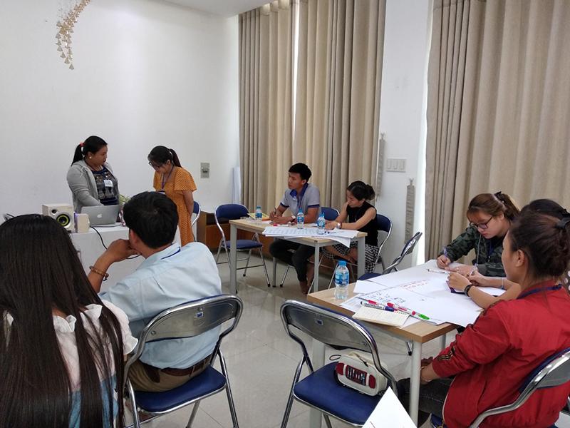 Đào tạo Kỹ Năng Giao Tiếp – Bán Hàng và Chăm Sóc Khách Hàng Hiệu Quả tại Hồ Chí Minh