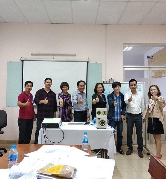 """Đào tạo public: """"Kỹ Năng Giao Tiếp và Thuyết Trình Thuyết Phục"""" tại Hồ Chí Minh tháng 03 – 2019"""