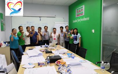 Chương trình đào tạo kỹ năng quản lý thời gian và tổ chức công việc cho Công Ty CAPSEAL