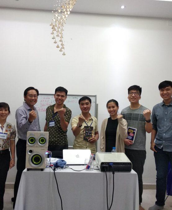 Đào tạo Kỹ Năng Giao Tiếp – Thuyết Trình tại TP Hồ Chí Minh