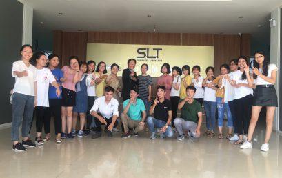 Chương trình đào tạo kỹ năng giao tiếp từ tâm Cho công Ty Sunrise