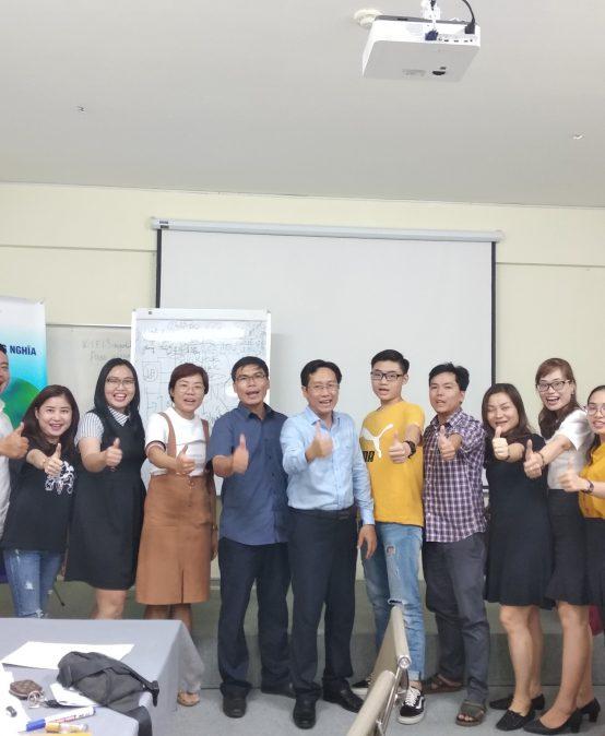 """Đào tạo public: """"kỹ năng giao tiếp và thuyết trình thuyết phục"""" tại Hồ Chí Minh tháng 07 năm 2019"""