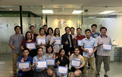 Chương Trình đào tạo Kỹ năng đàm phán thương lượng cho công ty TNHH CPG Việt Nam
