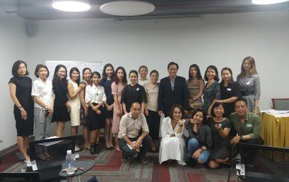 Chương Trình đào tạo kỹ năng train the trainer cho công ty cổ phần Nội Thất AKA tại HCM