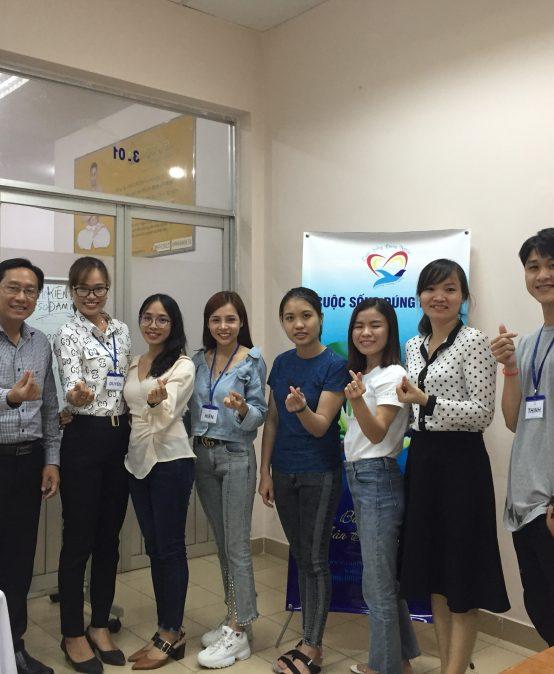"""Đào tạo public: """"kỹ năng giao tiếp bán hàng và CSKH Hhiệu quả"""" tại Hồ Chí Minh tháng 09 năm 2019"""