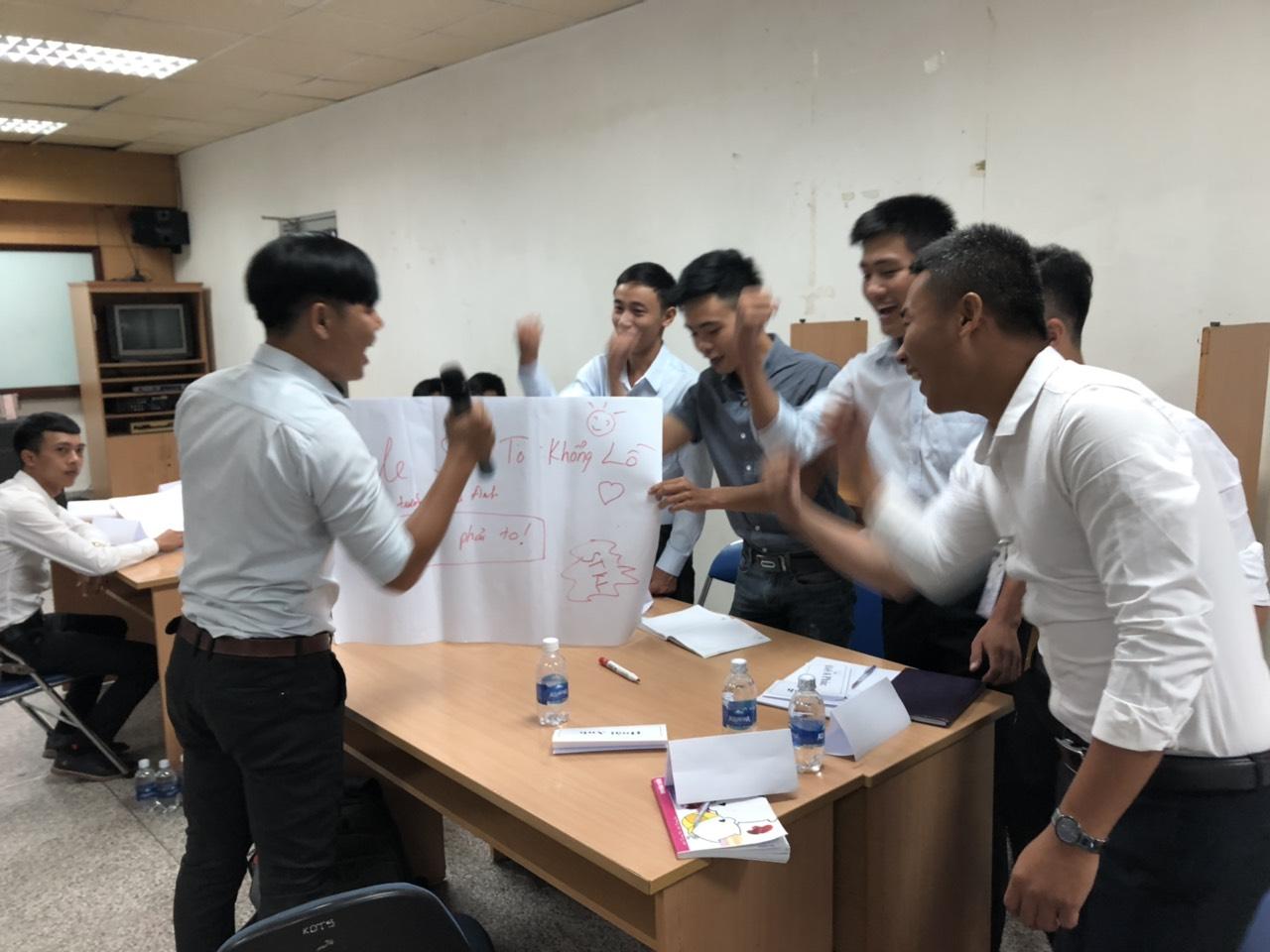 Chương Trình đào Tạo kỹ năng quản lý thời gian và tổ chức công việc hiệu quả cho công ty Uni – President