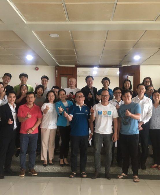 Chương Trình đào Tạo kỹ năng phục vụ và chăm sóc khách hàng chuyên nghiệp cho công ty hàng không Việt Nam – CTCP – Trung tâm khai thác Tân Sơn Nhất