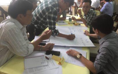Chương Trình đào Tạo kỹ năng giao tiếp từ tâm, kỹ năng quản lý lãnh đạo hiệu quả và kỹ năng quản lý thời gian tổ chức công việc hiệu quả cho công ty Công Nghệ Thông Tin Điện Lực Miền Trung – Tổng công ty Điện Lực Miền Trung