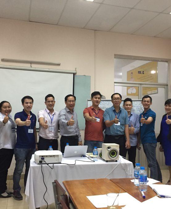 """Đào tạo public: """"kỹ năng giao tiếp thuyết trình thuyết phục"""" tại Hồ Chí Minh tháng 10 năm 2019"""