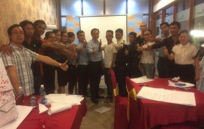 Chương Trình đào Tạo kỹ năng giao tiếp từ tâm cho công ty TNHH Thiết Kế Sáng Tạo