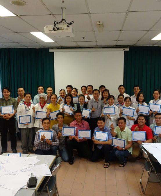 Chương Trình đào Tạo kỹ năng Chăm Sóc Khách Hàng và Xử Lý Than Phiền cho Công Ty Công ty Suất Ăn Hàng Không Việt Nam