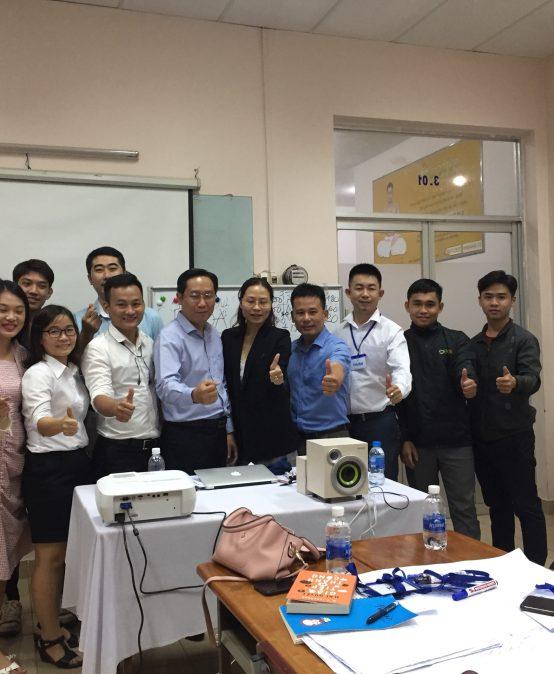 """Đào tạo public: """"kỹ năng giao tiếp thuyết trình thuyết phục"""" tại Hồ Chí Minh tháng 11 năm 2019"""