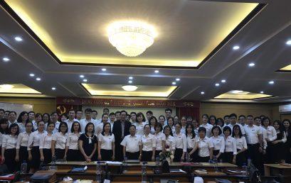 Chương Trình đào Tạo kỹ năng giao tiếp bán hàng và CSKH hiệu quả cho Ngân Hàng Agribank chi nhánh Bắc Ninh
