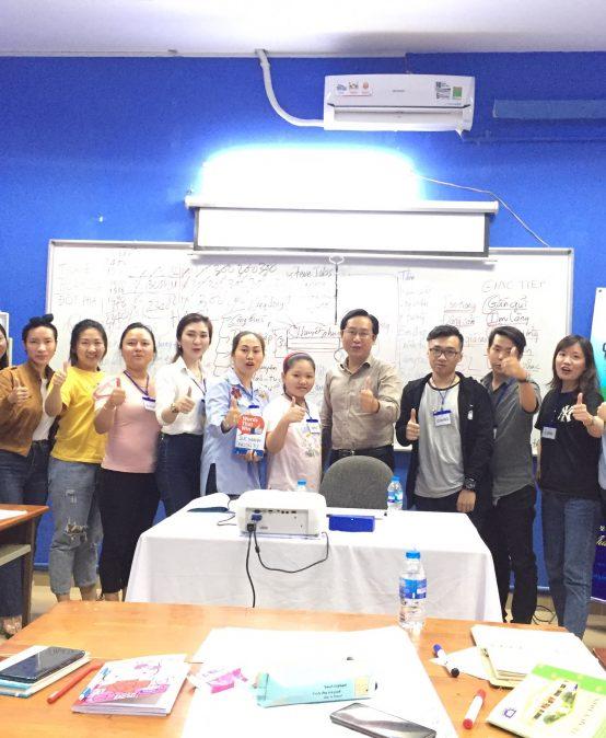 """Đào tạo public: """"kỹ năng giao tiếp thuyết trình thuyết phục"""" tại Hồ Chí Minh tháng 07"""